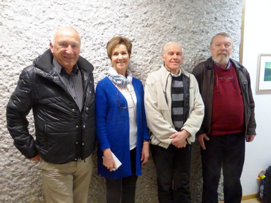 Ledere i Region Vest