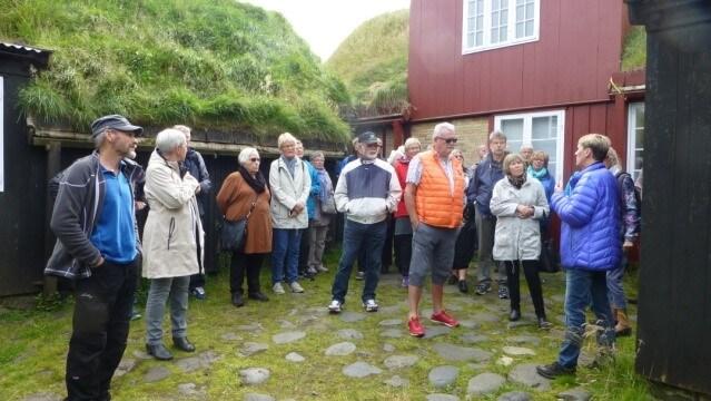 SVP Hedmark på Færøyene
